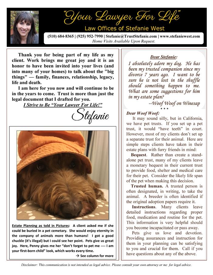 Stefanie-West-Newsletter-Nov-2016