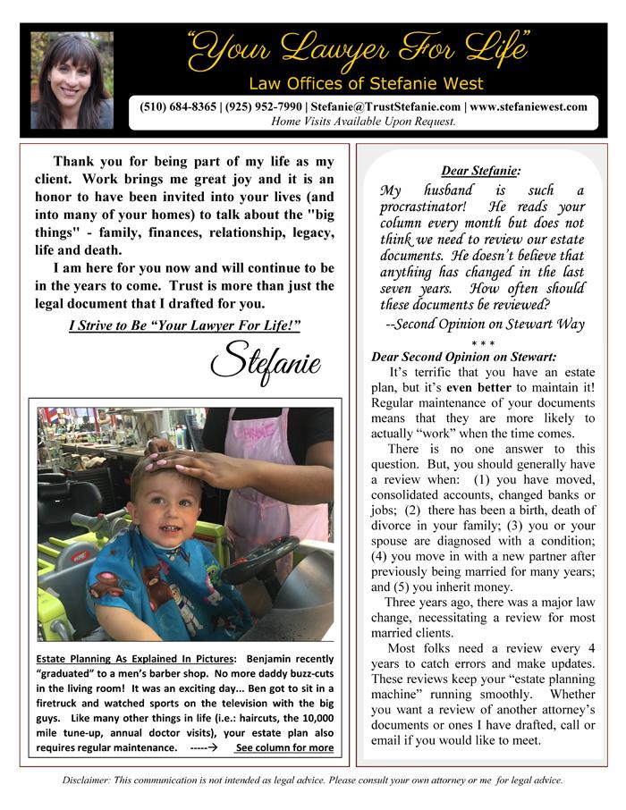 Stefanie-West-Newsletter-Aug-2016