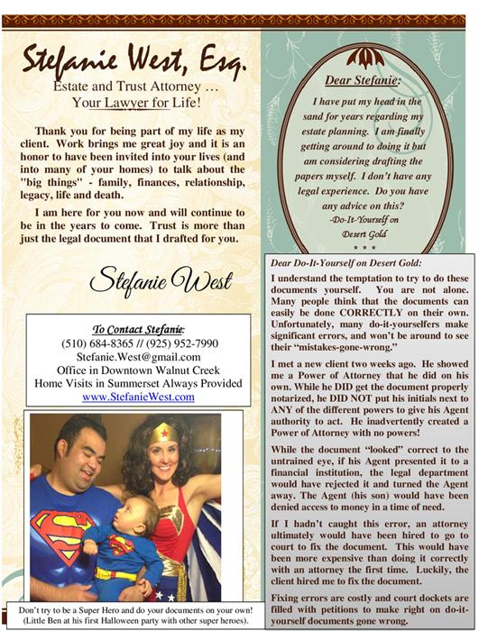 Stefanie-West-Newsletter-Oct-2014